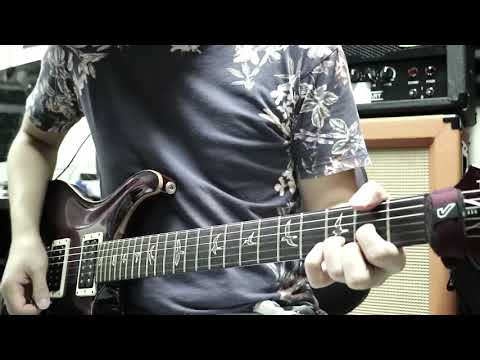 ACDC You Shook Me All Night Long guitar cover Hard Rock Rules!