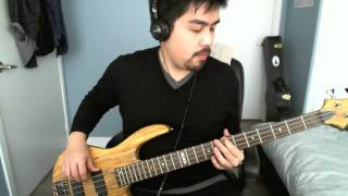 Bass cover of LAST ALLIANCE's urge, from 2004 album Underground Blu...