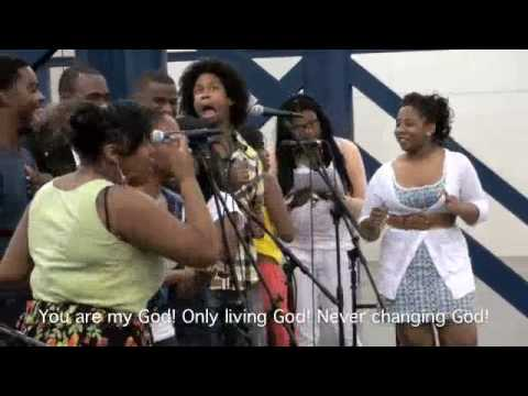 National Baptist Convention 2010 - Youth Rehearsal 1