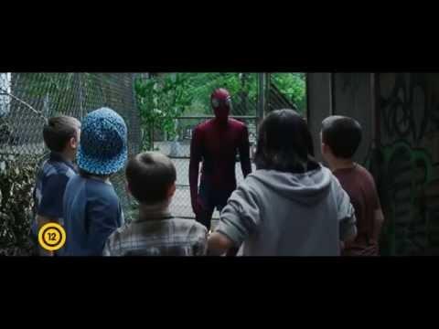 A csodálatos Pókember 2. (The Amazing Spider-Man 2.) - Bővített filmklip (12) letöltés