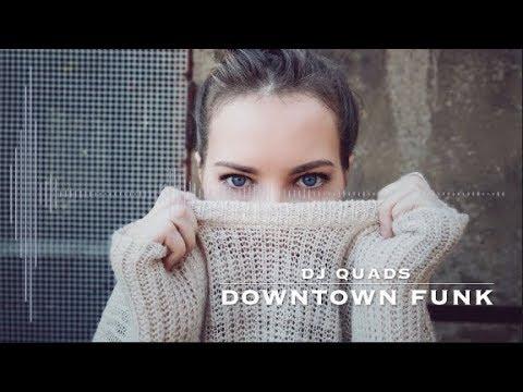DJ Quads -  Downtown Funk | No Copyright Music | Funky Vlog Music