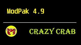 WoT Blitz // ModPak_4.9_Crazy_Crab_ / !МОД УСТАРЕЛ! /
