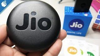 JioFi Hotspot JMR815 Unboxing and Review in Hindi (JioFi खरीदने से पहले जरूर देखें)