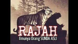 Rajah Sunda Asli-Ilmunya orang SUNDA disembunyikan dalam lirik lagu