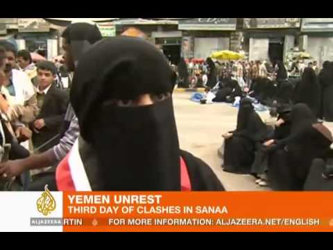 Nerve gas being used in Yemen?