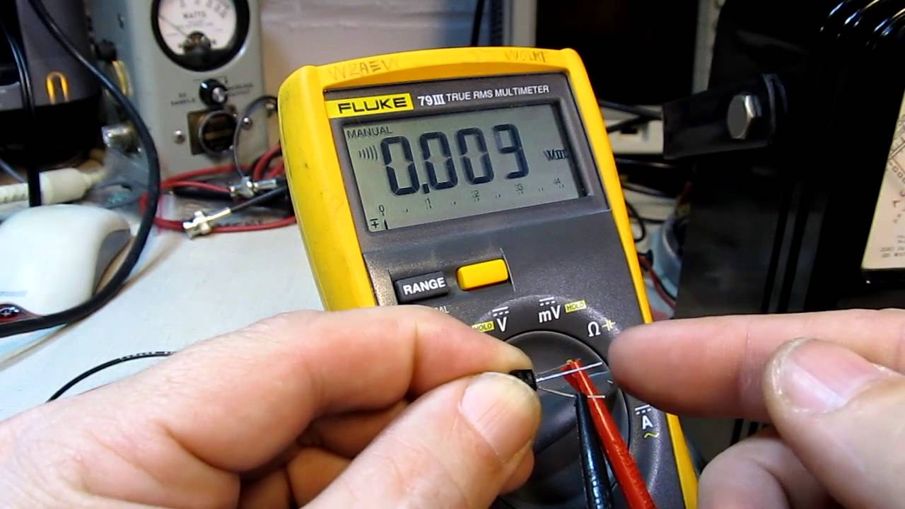 #132: How to test MOSFETs with a DMM - a few methods