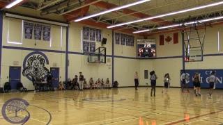 Jr Girls Basketball vs TCS