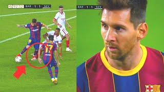 This is WHAT HAPPENED on the LAST minutes of the BARCELONA SEVILLA match! Messi and Barca robbed?