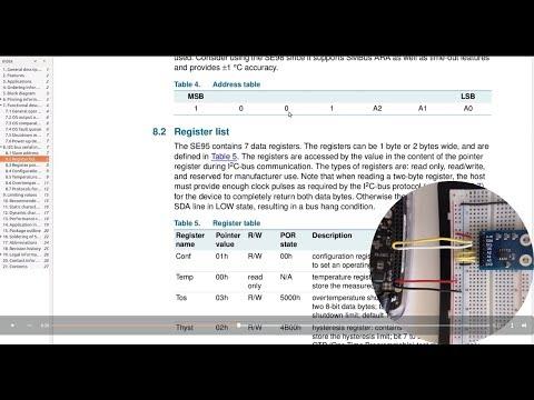 Download Beaglebone An I2c Tutorial Interfacing To A Bma180