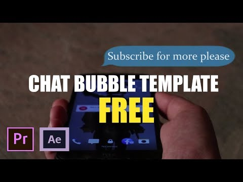 free-text-chat-bubble-template-(premiere-pro-and-after-effects-)-with-tutorial-n2-explained