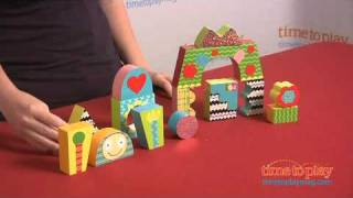 Wooden Whimsy Blocks From Alex Toys