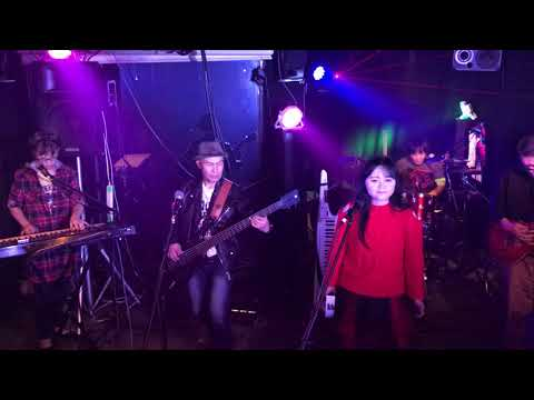 NOBECCA   Female Vocal Rock LIVE in bar STYLE