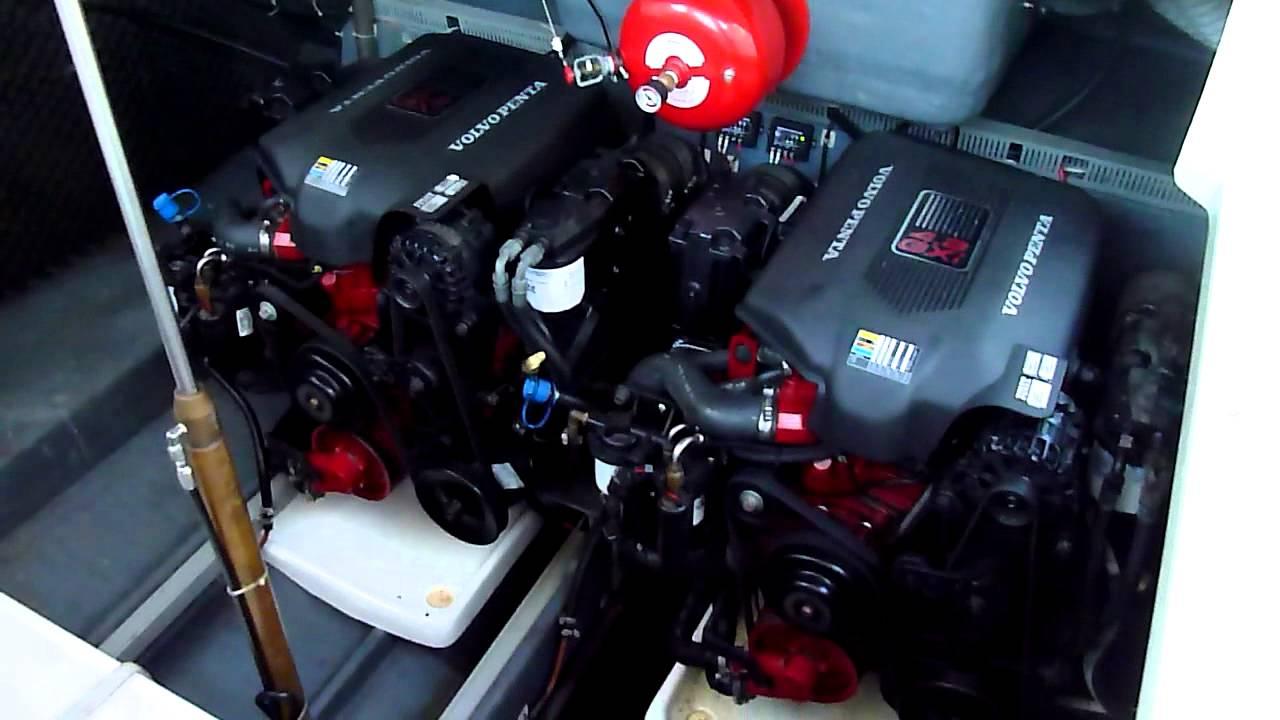 Airon Marine 325 2 X Volvo Penta 4 3 Gxi Bargen Boote