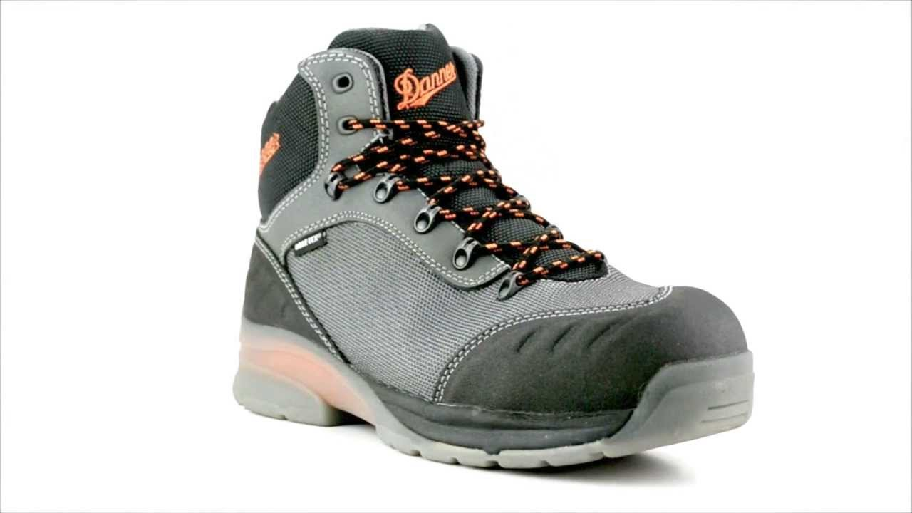 Danner Safety Toe Boots - Cr Boot