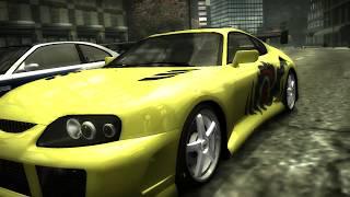 NFS Most Wanted | Ronnie Race Prologue Recreation | Online | [ Exploit ]