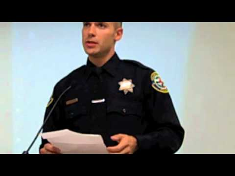 Public Resource Officer Zack LaFerriere