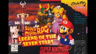 Super Mario RPG - Marrymore - Music HD