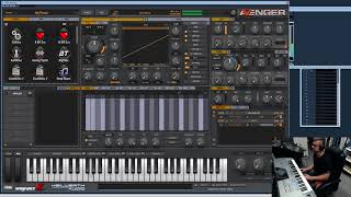 Vengeance Producer Suite - Avenger 135 update - new features