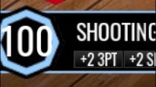100 OVR SHOOTING LINEUP!! #SCHOOLSHOOTERS