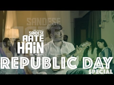 Sandese Aate Hain - Tribute To Indian Army | Independence Day Special | Cover | Arjit Agarwal