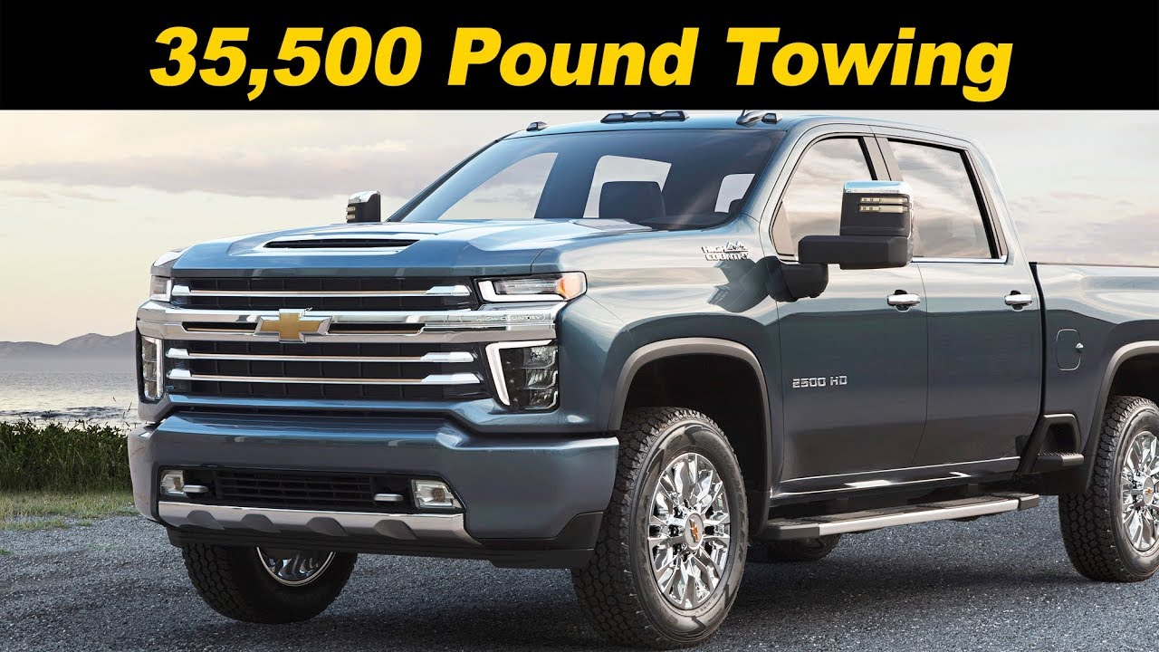 2020 Chevrolet Silverado HD First Look - YouTube