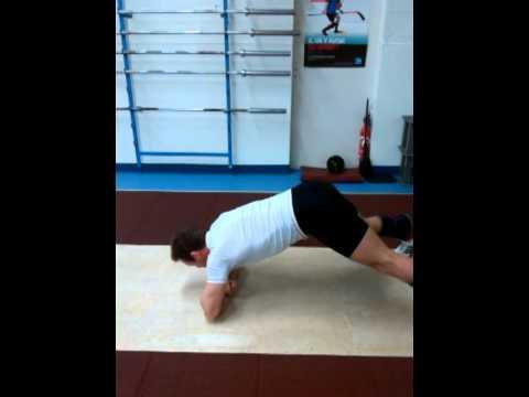 Extreme triceps (ejercicio no muy conocido, eficaz y difícil)