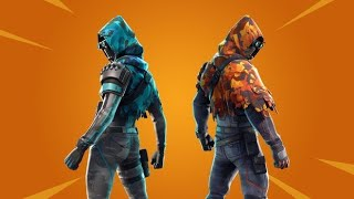 *NEW* LONGSHOT AND INSIGHT SKINS in Fortnite!