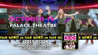 Kidz Bop Live - October 16, 2015