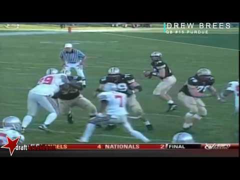 Drew Brees vs. Ohio State (2000)