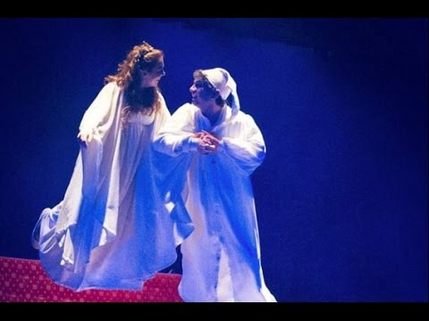 A Christmas Carol Live- Ghost of Christmas Past (Scene 4)