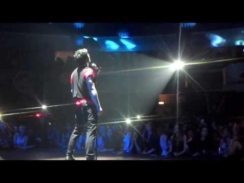 Sakis Rouvas - Mia xara na pernas ( Live at Pavilion Hall 2014 - Cyprus )