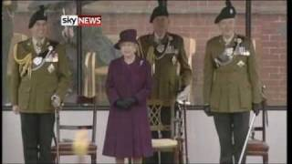 Queen Elizabeth II to visit Irish Republic