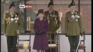 Queen Elizabeth II to visit Irish Republic