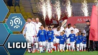 AS Monaco - Stade de Reims (1-1)  - Résumé - (MON - SdR) / 2014-15