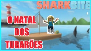 ROBLOX-SHARKS CHRISTMAS (Shark Bite)