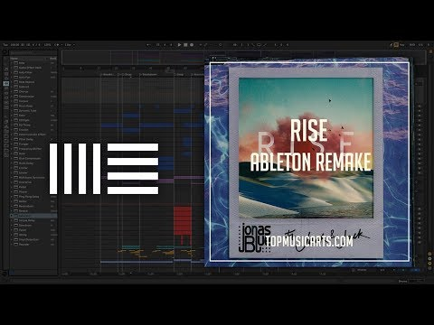 Jonas Blue Ableton Template - Rise Remake (Future Pop)