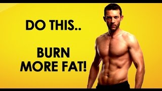 1 Simple Workout Trick to Burn 89.7% More Fat - Works For Anyone!
