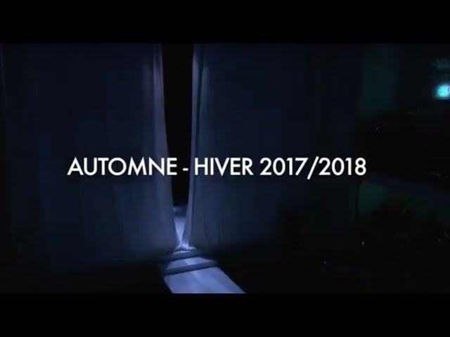 Autumn-Winter 2017-18  Gaultier Paris