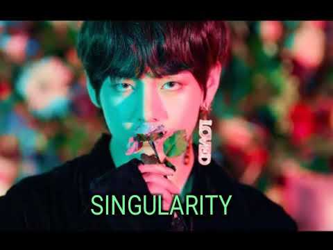 BTS (V) -SINGULARITY audio mp3
