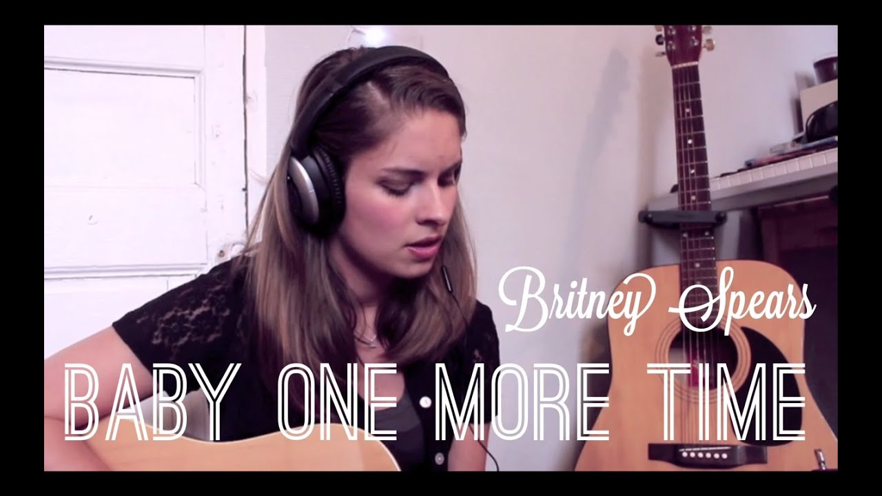 Baby Time - Britney Spears Cover