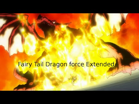 Fairy Tail Dragon force Extended