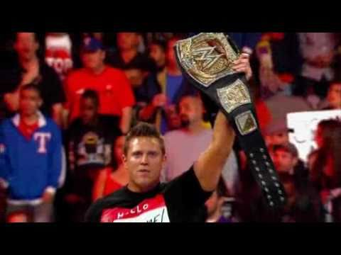 WWE Extreme Rules 5/1/11 - The Miz vs John Cena & John ...