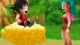Dragon Ball: Origins 2 (DS Review)