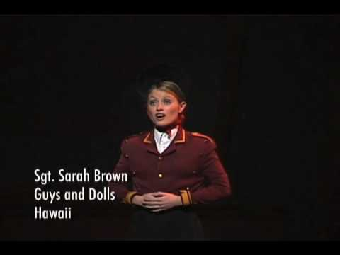 Christie Brooke Theatre Performance Reel