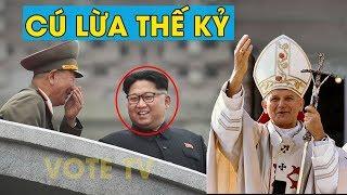 Bắc Triều Tiên lừa Đức Giáo Hoàng và phản ứng của Vatican #VoteTv