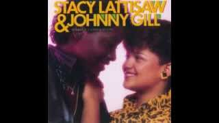 Stacy Lattisaw & Johnny Gill - Block Party