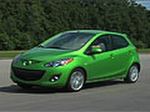 Mazda2 First Look Consumer Reports