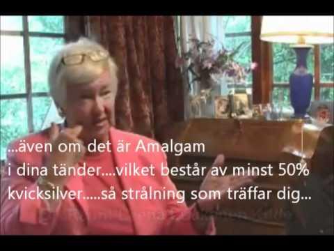 Om Chemtrails och elektronisk krigföring med Dr Rauni-Leena Luukanen.svensk text
