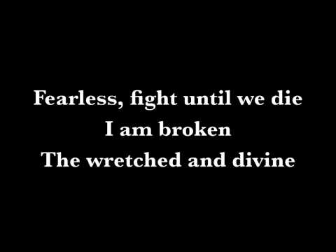 Wretched and Divine - Black Veil Brides Lyrics