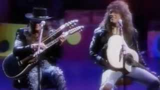 Bon Jovi - Livin' On A Prayer / Wanted Dead Or Alive (Los Angeles 1989)